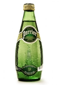 Perrier in Catchword name review of bubly