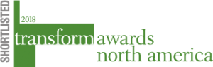 Catchword's Soluna shortlisted for Transform Awards